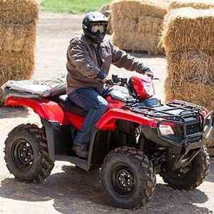 Utilizzo dei quad in agricoltura