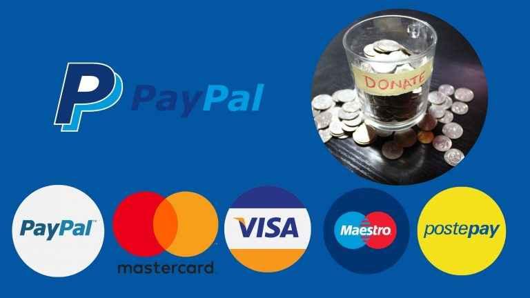 Consulente Agrario Donazione PayPal
